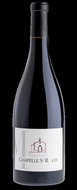 Chapelle Saint Roch IGP côtes de Thongue, les cuvées sélections des vignerons de Montagnac Domitienne