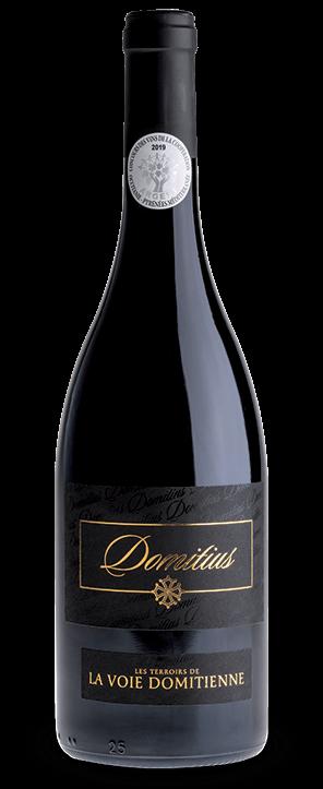 Domitius IGP Pays d'Oc, les cuvées sélections des vignerons de Montagnac Domitienne