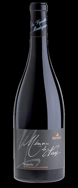 Mémoire de Nisas AOP, les cuvées sélections des vignerons de Montagnac Domitienne, IGP côtes de Bessilles