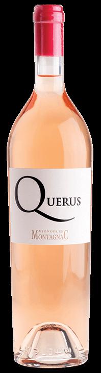 Quérus Rosé IGP Rosé, les cuvées sélections des vignerons de Montagnac Domitienne