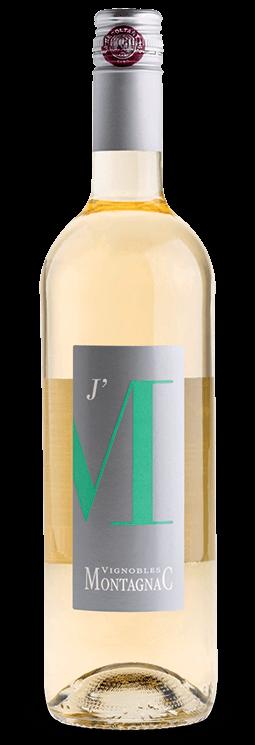 J'M IGP Côtes de Bessilles Blanc, les vins cuvées découvertes des vignerons de Montagnac Domitienne