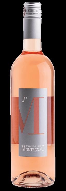 J'M IGP Côtes de Bessilles Rosé, les vins cuvées découvertes des vignerons de Montagnac Domitienne